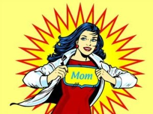 SUPERMOM to the Rescue