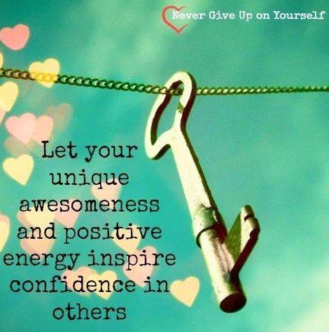 Positive-energy-quote