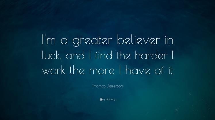 hard-work-luck