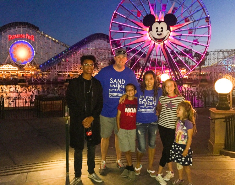 Disneyland-California-Adventure-Don't-Deviate-from-the-course-of-your-goals-family