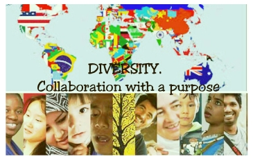 Collaboration with a purpose: Diversity